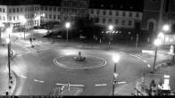 Archiv Foto Webcam Hahnplatz, Prüm 20:00