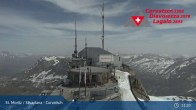 Archived image Webcam Corvatsch: View from Top Station 05:00