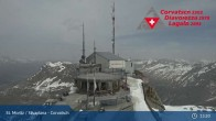Archived image Webcam Corvatsch: View from Top Station 07:00