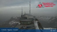 Archived image Webcam Corvatsch: View from Top Station 13:00