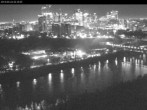 Archived image Webcam Edmonton: View Skyline 20:00