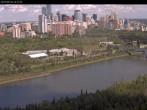 Archived image Webcam Edmonton: View Skyline 08:00