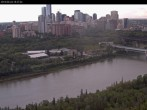 Archived image Webcam Edmonton: View Skyline 12:00