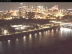 Archived image Webcam Edmonton: View Skyline 18:00