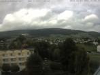 Archived image Webcam Schlägl, Hotel Almesberger 08:00