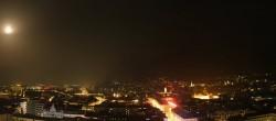 Archiv Foto Webcam Panoramablick - Innsbruck 23:00