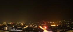 Archiv Foto Webcam Panoramablick - Innsbruck 01:00