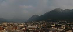 Archiv Foto Webcam Panoramablick - Innsbruck 05:00