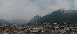 Archiv Foto Webcam Panoramablick - Innsbruck 07:00