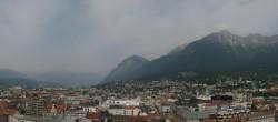 Archiv Foto Webcam Panoramablick - Innsbruck 09:00