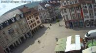 Archiv Foto Webcam Blick auf den Marktplatz Ettlingen 06:00