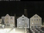 Archived image Webcam Market place of Wartenberg near the city of Erding 20:00