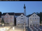 Archived image Webcam Market place of Wartenberg near the city of Erding 22:00