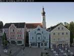 Archived image Webcam Market place of Wartenberg near the city of Erding 00:00