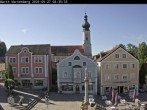 Archived image Webcam Market place of Wartenberg near the city of Erding 02:00