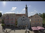 Archived image Webcam Market place of Wartenberg near the city of Erding 04:00