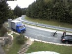 Archived image Webcam Lavamünd - Meeting point for bikers 06:00