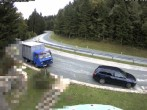 Archived image Webcam Lavamünd - Meeting point for bikers 08:00