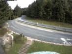 Archived image Webcam Lavamünd - Meeting point for bikers 10:00