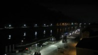 Archived image Webcam Passau - Panoramic view at the Danube 22:00