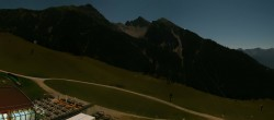 Archived image Webcam Panoramic view Rosshütte 22:00