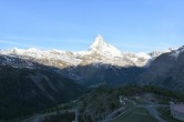 Archiv Foto Webcam Zermatt - Sunnega 00:00