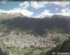 Archiv Foto Webcam Friedhof Zermatt 15:00