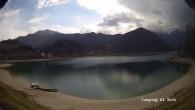 Archiv Foto Webcam Ledrosee - Lago di Ledro 08:00