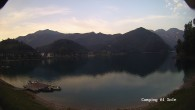 Archived image Webcam View at the Lago di Ledro 00:00