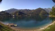Archiv Foto Webcam Ledrosee - Lago di Ledro 02:00