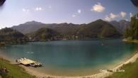 Archiv Foto Webcam Ledrosee - Lago di Ledro 04:00
