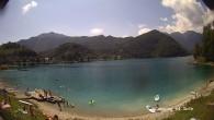Archiv Foto Webcam Ledrosee - Lago di Ledro 06:00