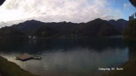 Archived image Webcam View at the Lago di Ledro 02:00