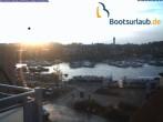 Archived image Webcam Port in Waren (Müritz) 02:00