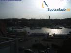 Archived image Webcam Port in Waren (Müritz) 04:00