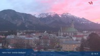 Archiv Foto Webcam Hall in Tirol - Oberer Stadtplatz 00:00