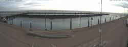 Archiv Foto Webcam Wangerooge Hafen 10:00