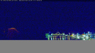 Archiv Foto Webcam Amrum: Wittdün - Hafen 23:00