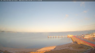 Archiv Foto Webcam Amrum: Wittdün - Hafen 12:00