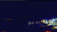 Archiv Foto Webcam Amrum: Wittdün - Hafen 20:00