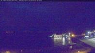 Archiv Foto Webcam Amrum: Wittdün - Hafen 23:00