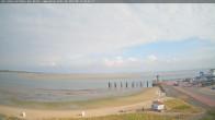 Archiv Foto Webcam Amrum: Wittdün - Hafen 08:00