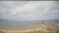 Archiv Foto Webcam Amrum: Wittdün - Hafen 12:00