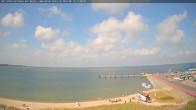 Archiv Foto Webcam Amrum: Wittdün - Hafen 14:00