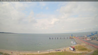 Archiv Foto Webcam Amrum: Wittdün - Hafen 15:00