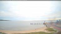 Archiv Foto Webcam Amrum: Wittdün - Hafen 07:00