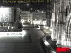 Archived image Webcam Cologne: Place Roncalli 18:00