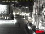 Archived image Webcam Cologne: Place Roncalli 22:00