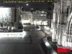 Archived image Webcam Cologne: Place Roncalli 00:00