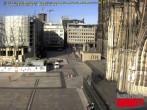 Archived image Webcam Cologne: Place Roncalli 04:00